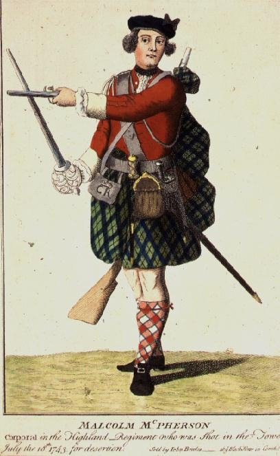 Quick Guide to the Scottish Regiments
