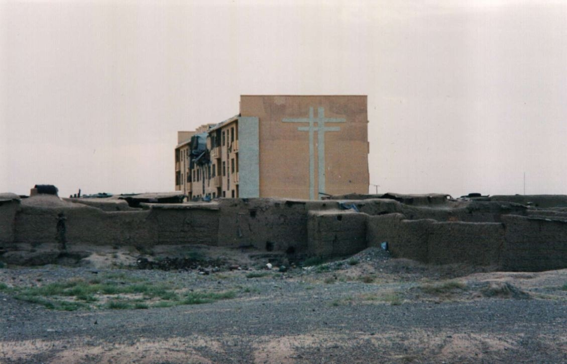 Soviet Barracks at Kandahar Airport